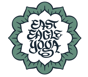 East Eagle Yoga logo