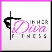 Inner Diva Fitness logo