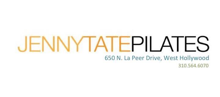 Jenny Tate Pilates logo