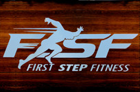 First Step Fitness logo