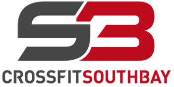 CrossFit South Bay logo