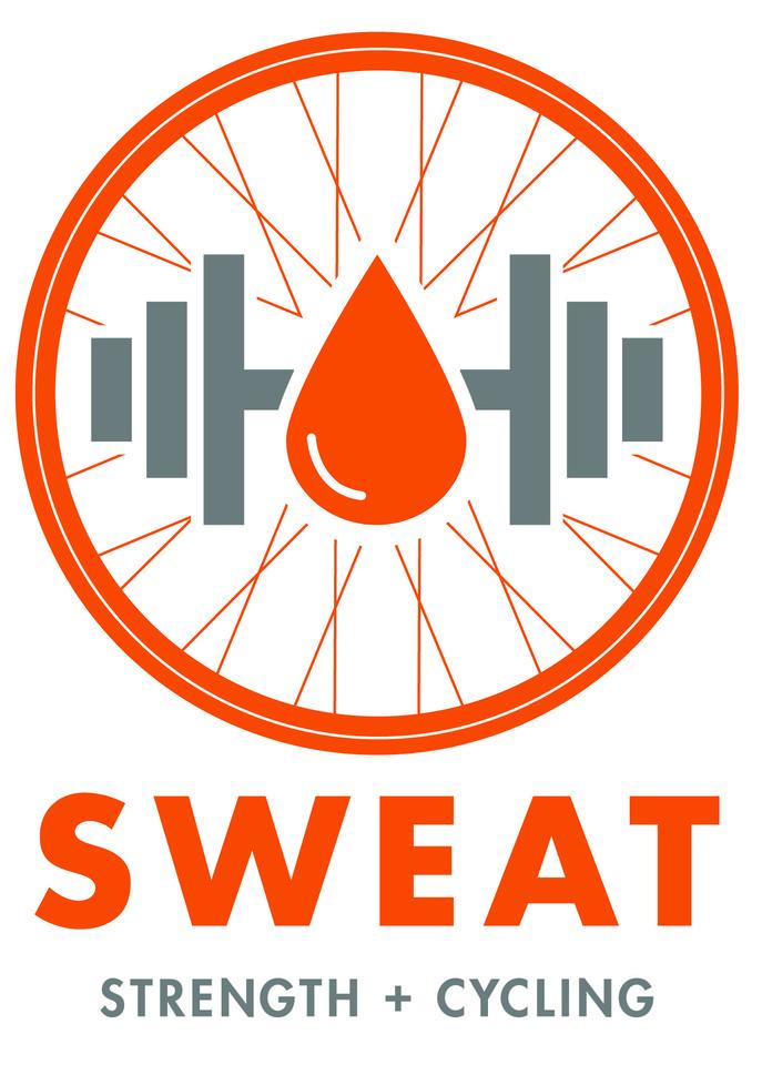 Sweat Strength + Cycling logo