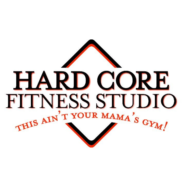 Hard Core Fitness Studio logo