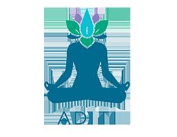 Aditi Yoga & Bodywork Studio logo