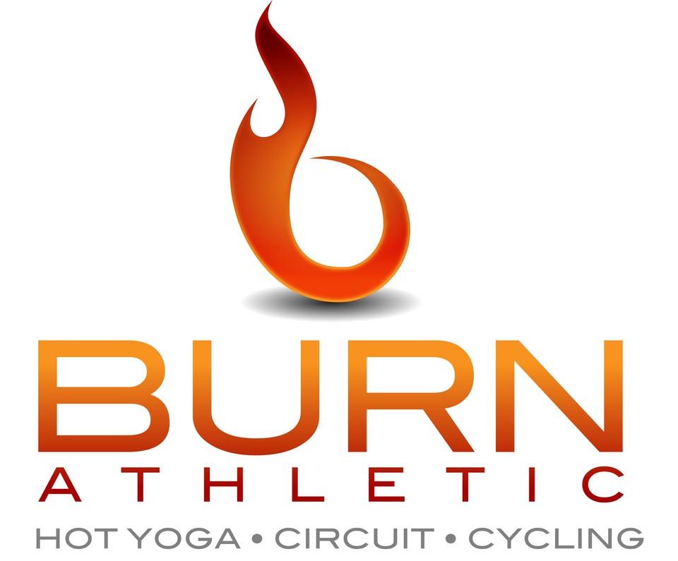 BURN Athletic logo