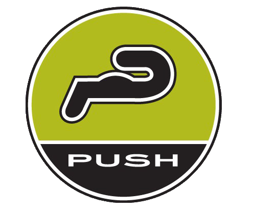 PUSH GYM logo