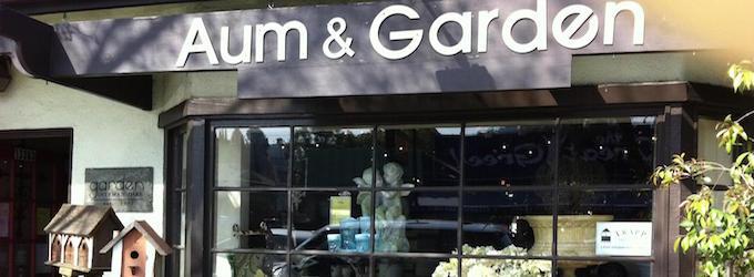 Aum and Garden