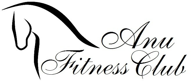 Anu Fitness Club logo