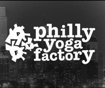 Philly Yoga Factory logo