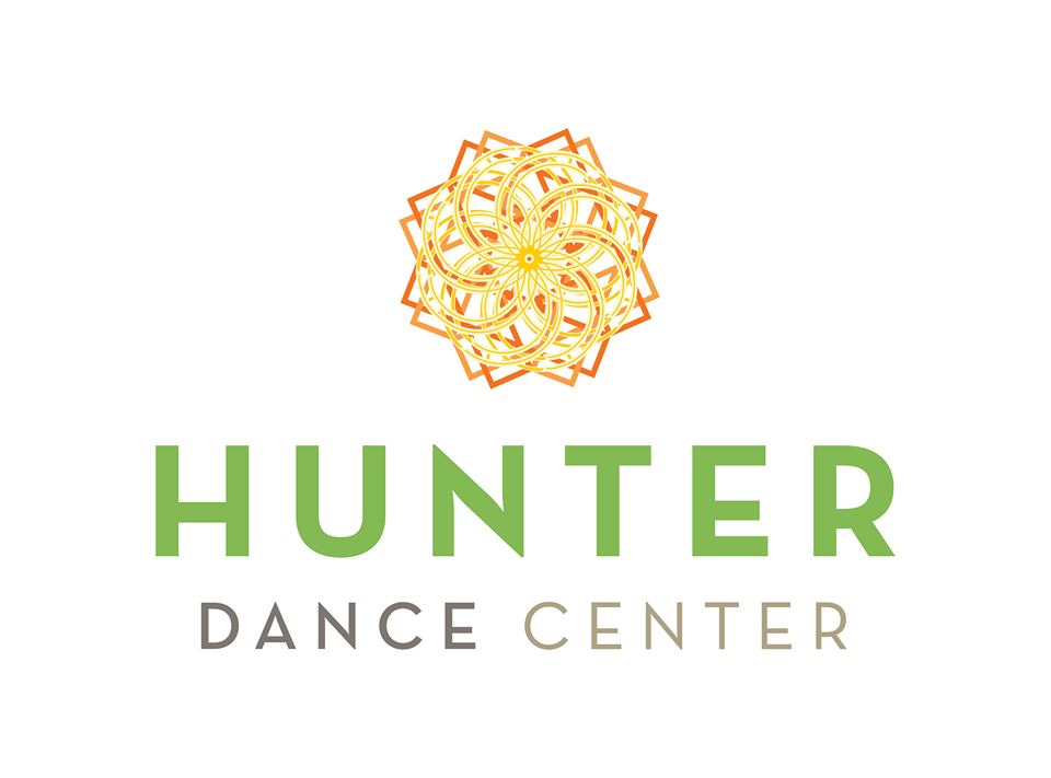 Hunter Dance Center logo
