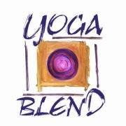 Yoga Blend logo