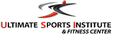 Ultimate Sports Institute & Fitness Center logo