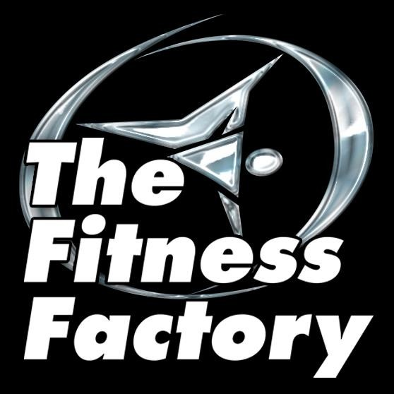 Mike Davies' The Fitness Factory logo
