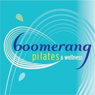 Boomerang Pilates logo