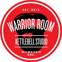 The Warrior Room  logo