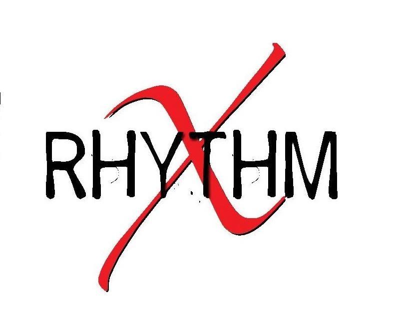 RhythmX logo