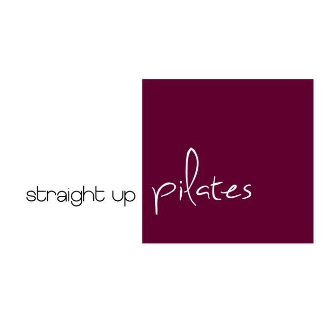 Straight Up Pilates Studio logo