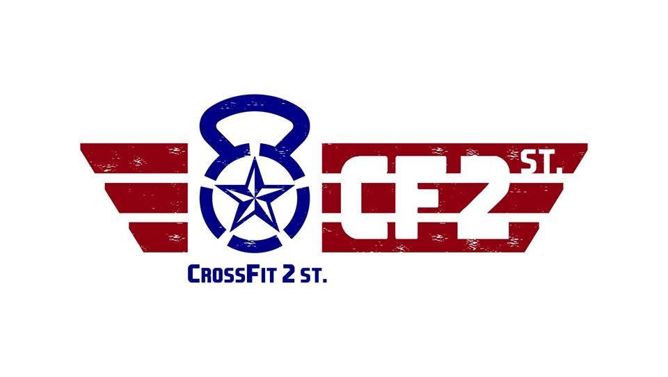 CrossFit 2 St. logo