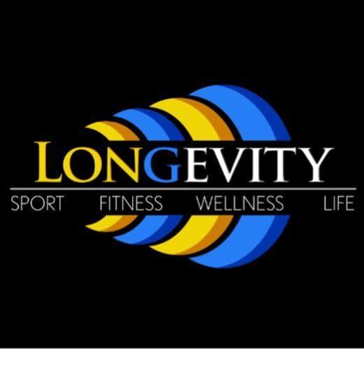 Longevity Sport and Fitness Center logo
