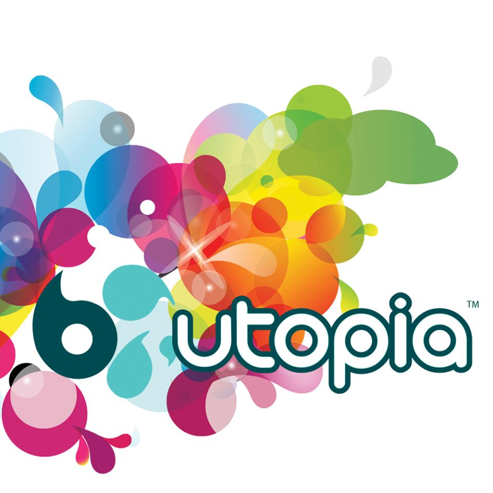 Boogiezone Utopia logo
