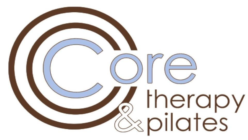 Core Therapy and Pilates logo