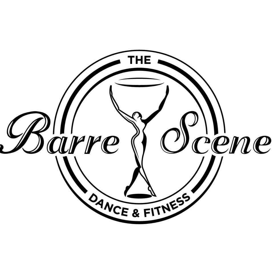The Barre Scene logo