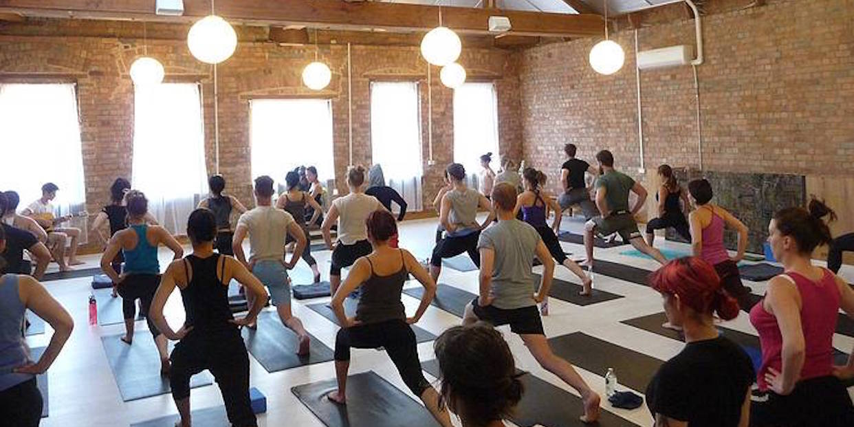 The Yoga Place Melbourne Read Reviews And Book Classes On Classpass