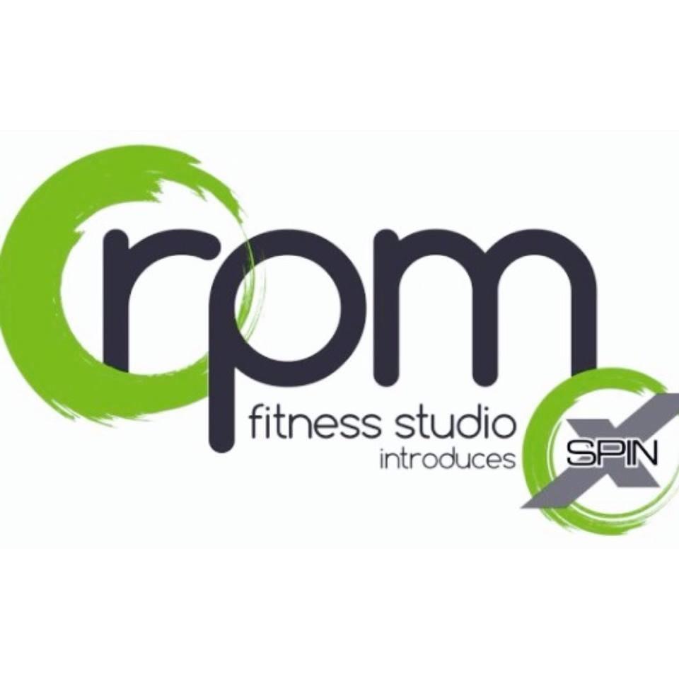 RPM Fitness Studio logo