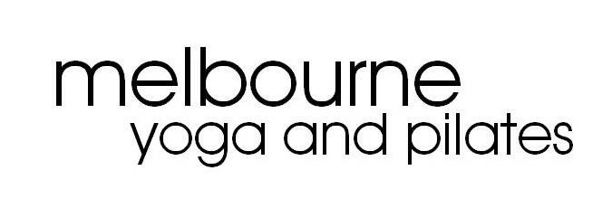 Melbourne Yoga and Pilates logo