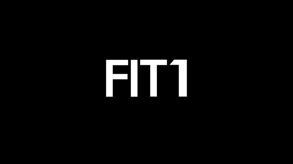 FIT1 logo