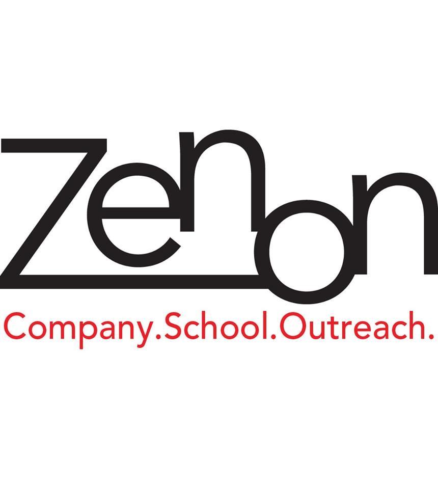 Zenon Dance logo