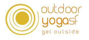 Outdoor Yoga SF logo
