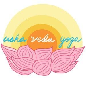 usha veda yoga logo