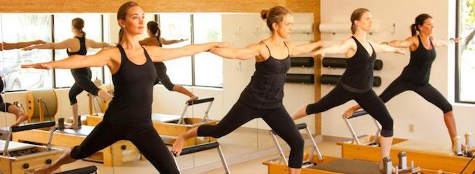 Reform Pilates