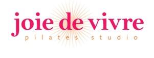 Joie De Vivre Pilates Studio logo
