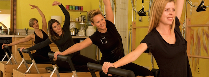 Joie De Vivre Pilates Studio