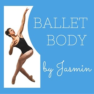 Ballet Body by Jasmin logo