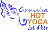 Ganesha Hot Yoga St. Pete logo