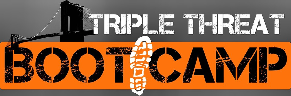 Triple Threat Bootcamp logo