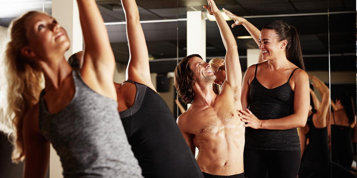 Core Power Yoga Stapleton