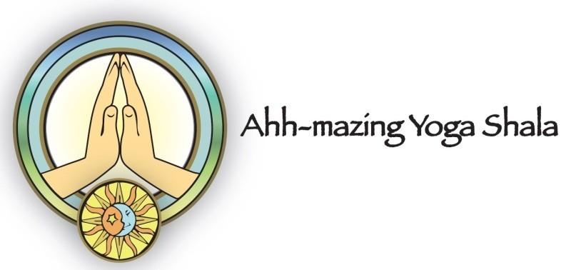 Ahh-mazing Yoga logo