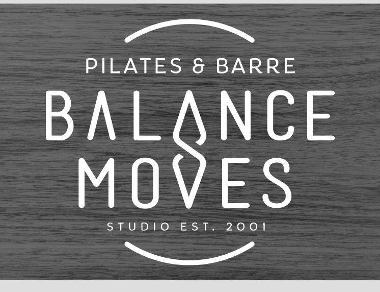 Balance Moves Pilates and Barre Studio logo