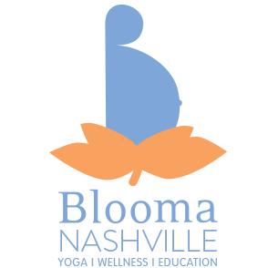 Blooma Nashville Yoga logo