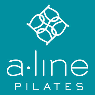 Aline Pilates logo