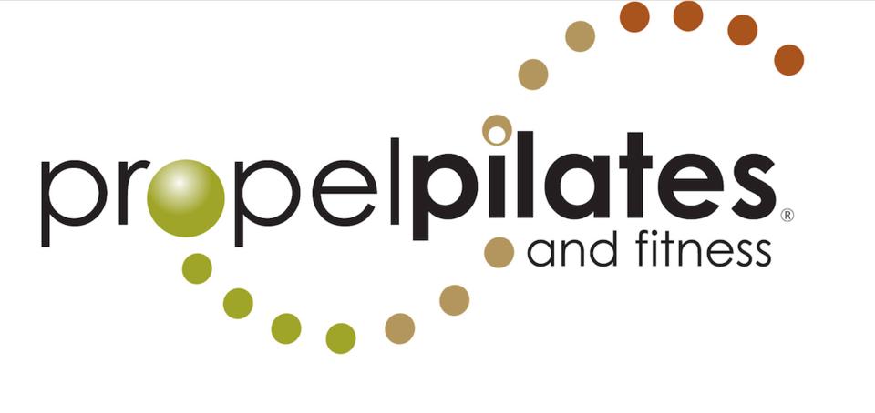 Propel Pilates and Fitness logo