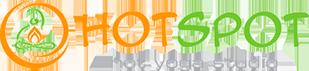 Hot Spot Yoga logo