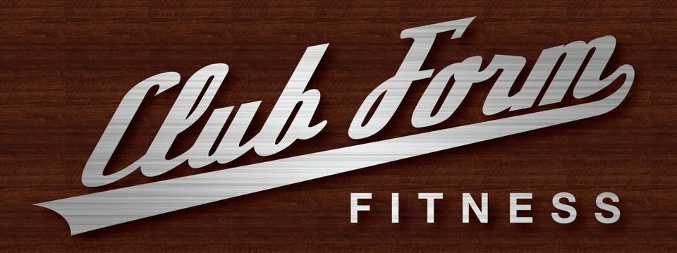 Club Form Fitness logo
