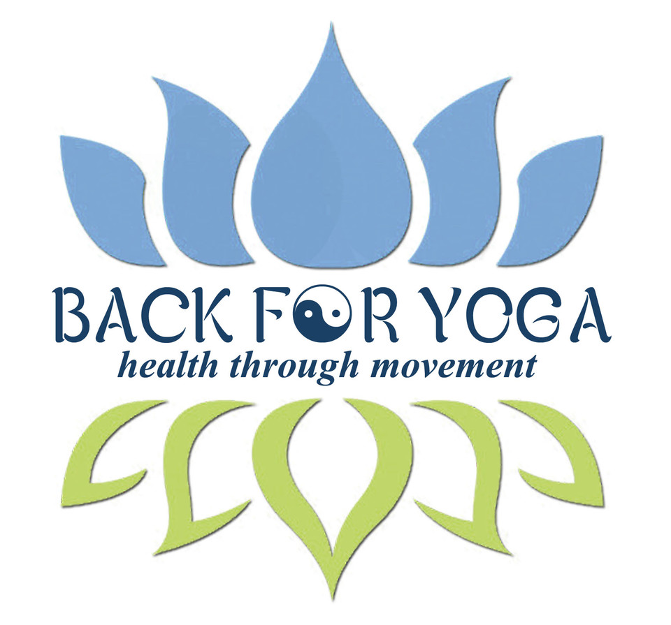 Back For Yoga logo