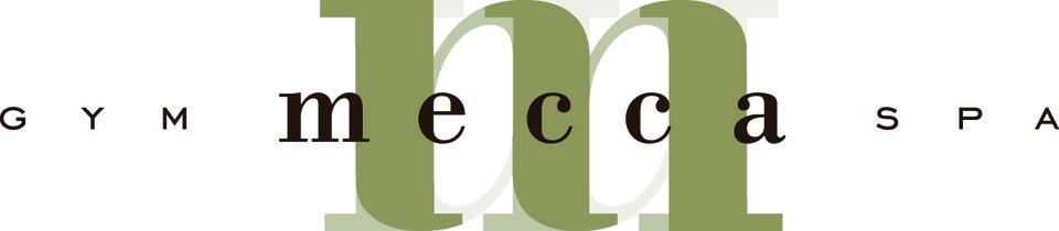 Mecca Gym & Spa logo
