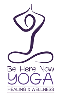 Be Here Now Yoga logo